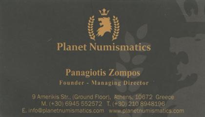 Planet Numismatics